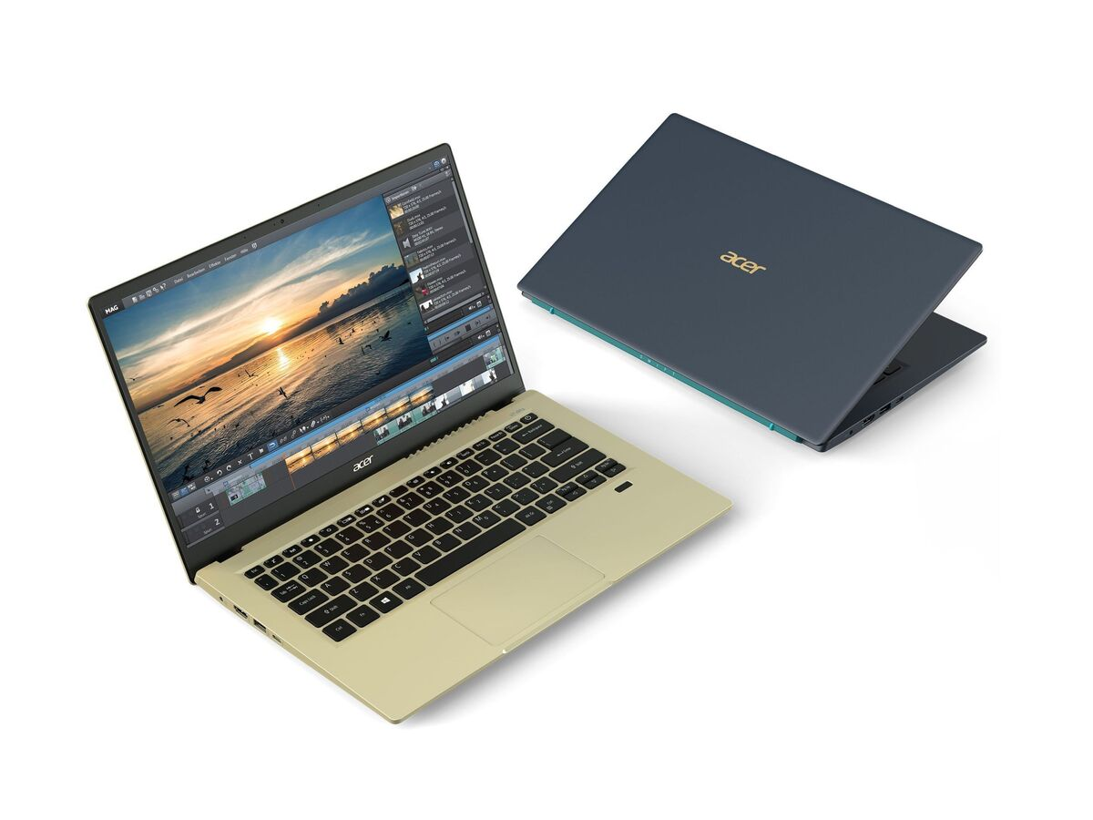 acer swift 3x colors
