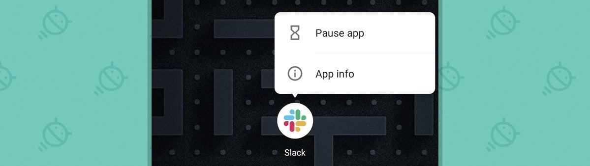 Funciones de Android: Pausa de aplicaciones (1)