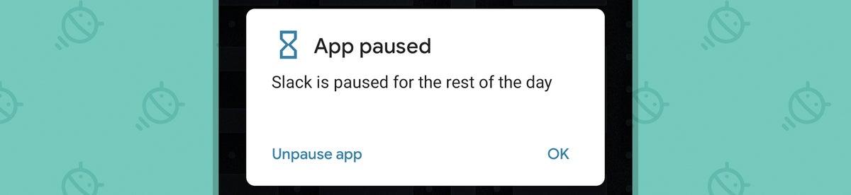 Funciones de Android: Pausa de aplicaciones (2)