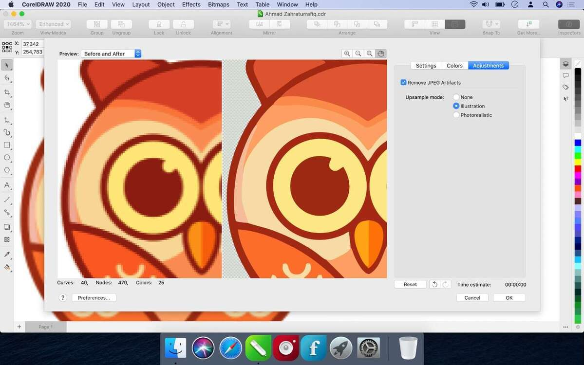 coreldraw graphics suite 2020 for mac powertrace