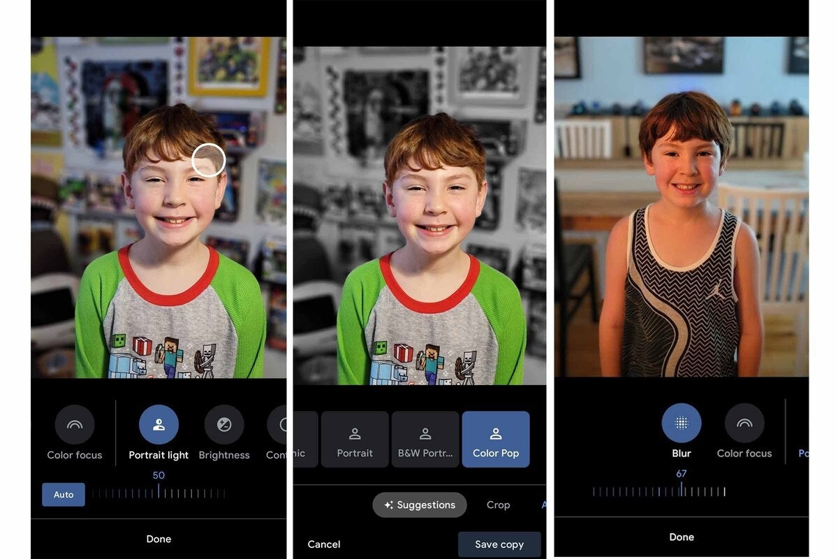 google photos paid features