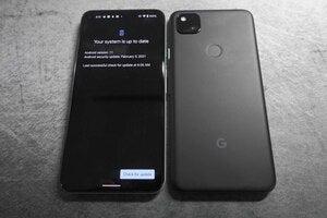 google pixel update