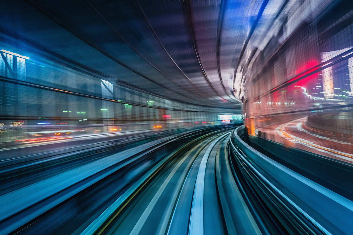 photo of Cloud and digital transformation gain speed image