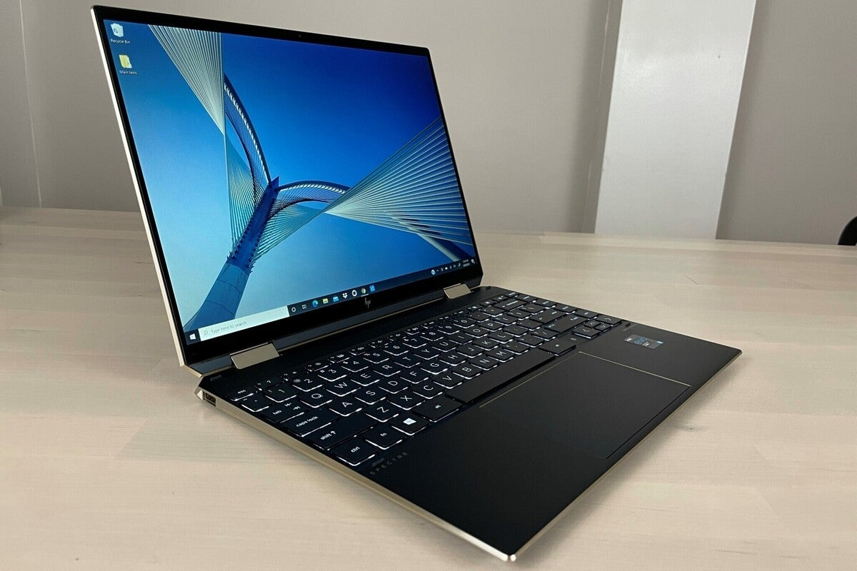 <p>HP Spectre x360 14 review: Luxurious, with Extended battery life thumbnail
