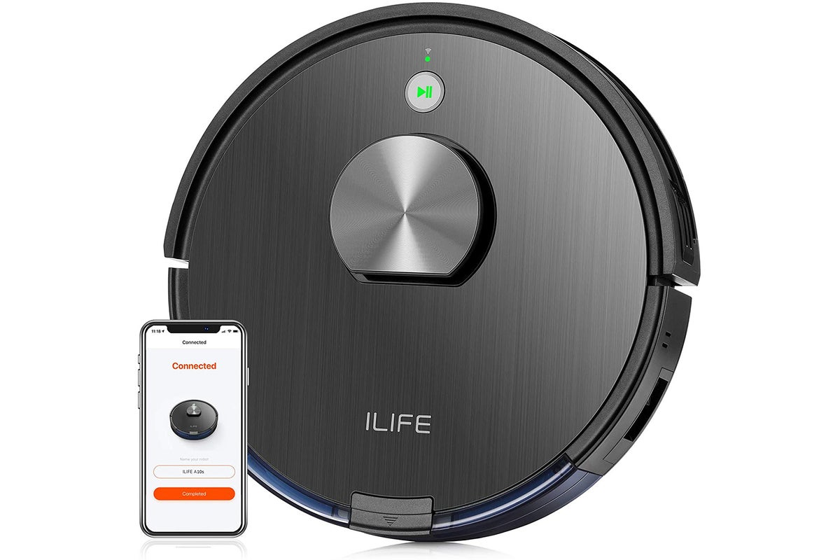 ILife A10 robot vacuum cleaner inspection: iLife's first mapping bot can't get out of its way thumbnail