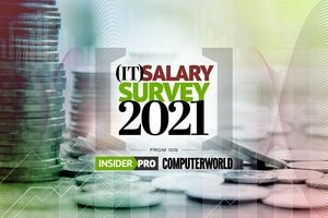 IT Salary Survey 2021: The results are in
