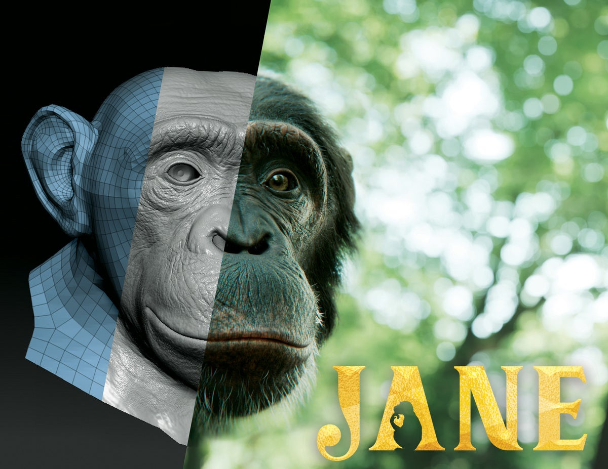 jane goodall apple tv