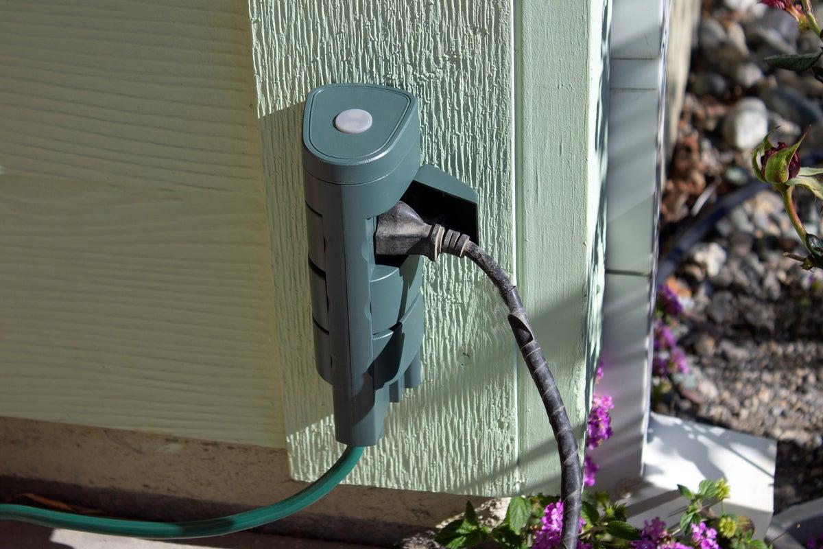 جاسکو شرط حیاط هوشمند را روشن می کند