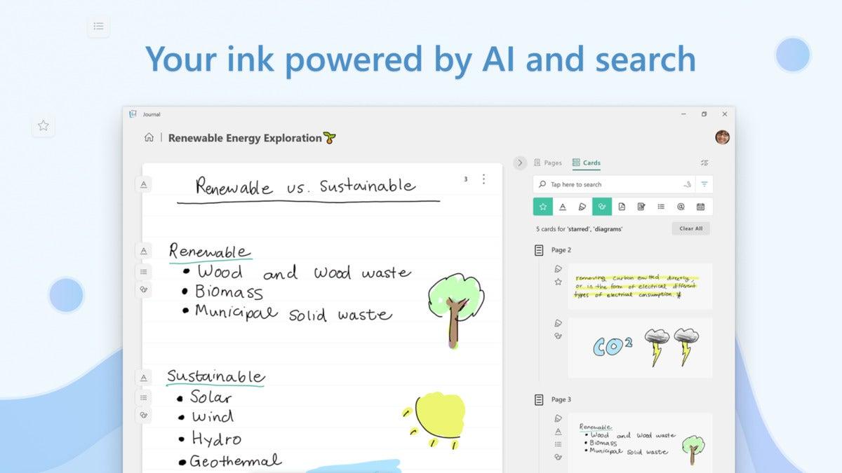 Microsoft journal 1