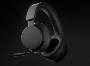 microsoft xbox wireless headset