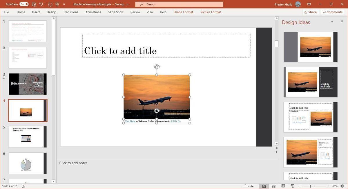 powerpoint m365 08 designer