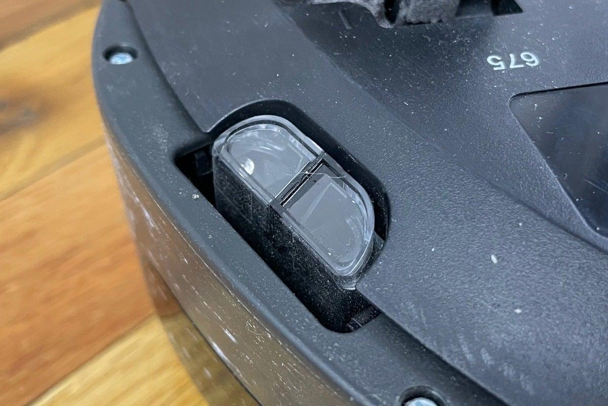 roomba 675 سنسور سنگ خالص