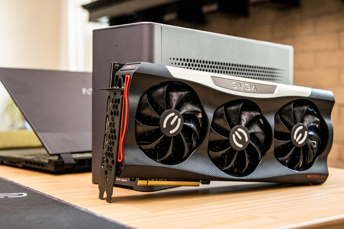 How can an RTX 3080 perform inside an eGPU? thumbnail