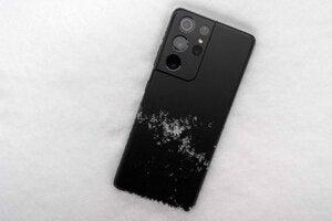 s21 ultra snow