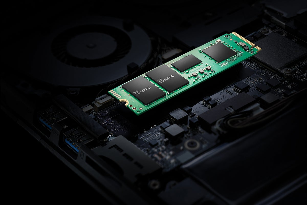 <p>Intel's new 670p SSD is tuned for the'real world' thumbnail