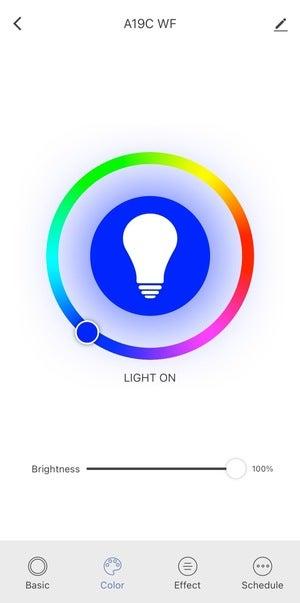 لامپ sylvania a19 smart plus wi fi