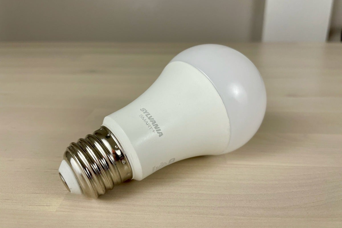 Sylvania A19 Smart+ Full Color review: This sensible no-hub bulb works with Alexa and Google Assistant
