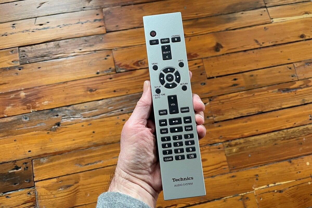 technics ottava remote