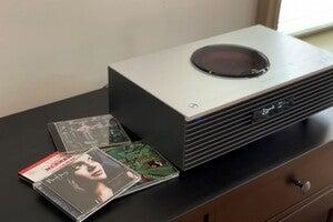 technics ottava with cds