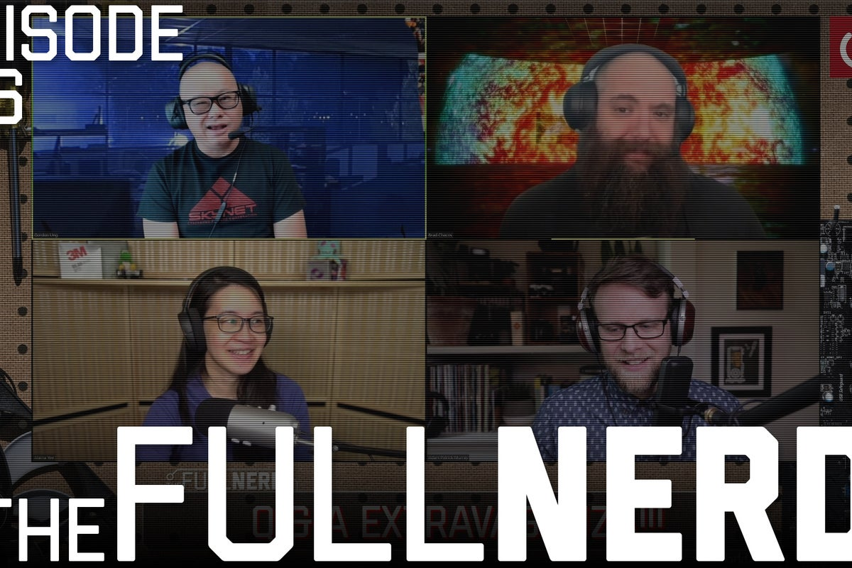 The Full Nerd ep. 166: Your burning questions, answered