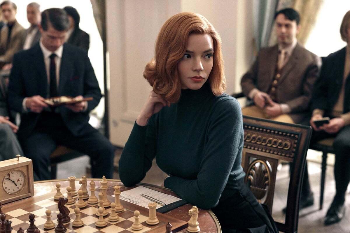 Netflix's The Queen's Gambit