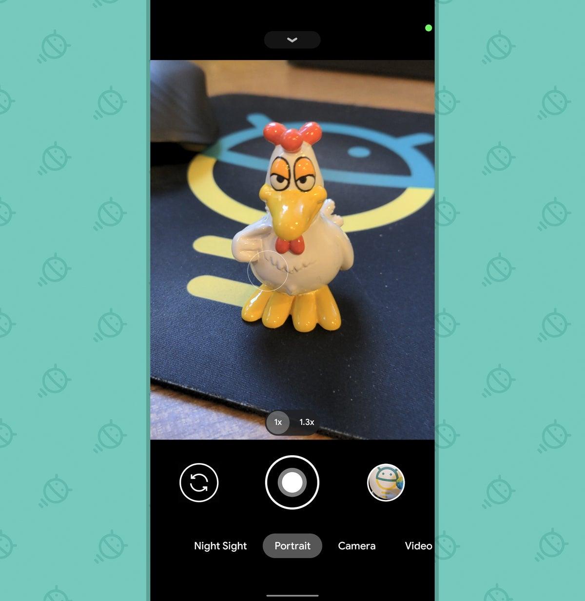 Funciones de Android 12: indicadores de privacidad