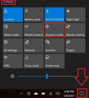 battery airplane mode 100879650 medium - 3 tweaks that help your laptop battery last longer