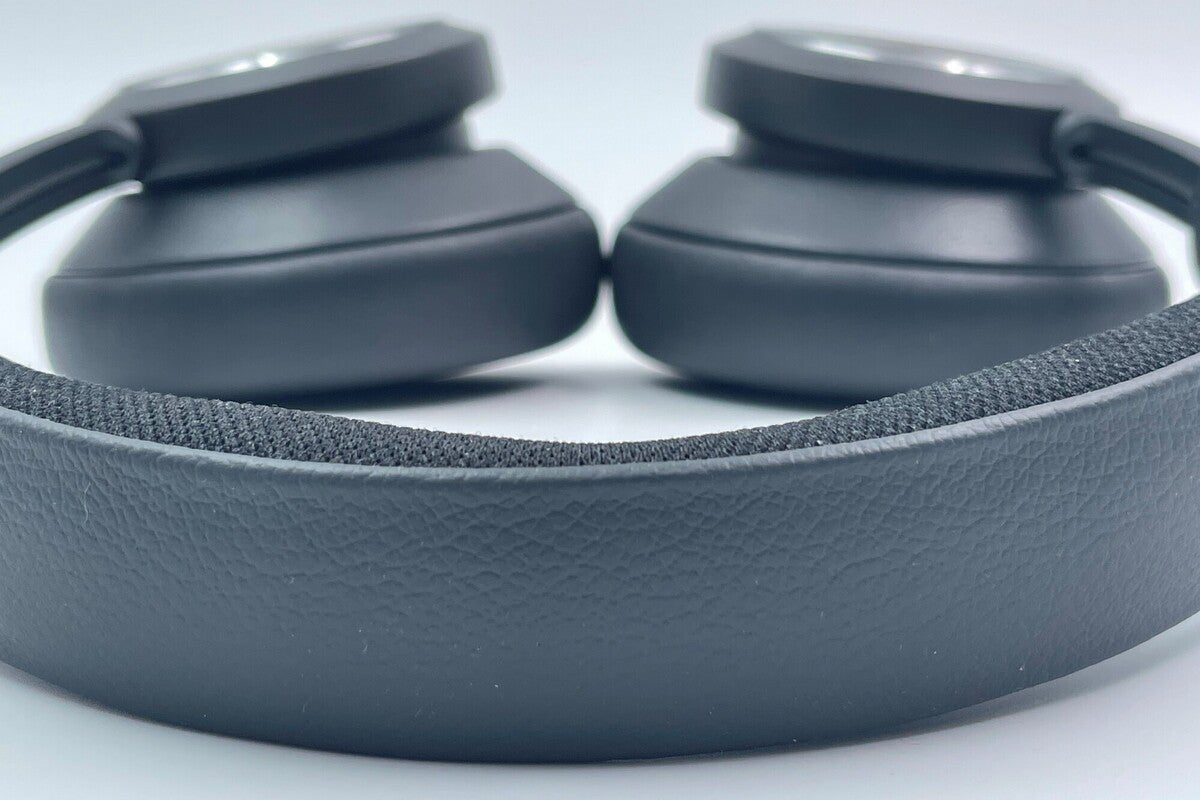 calf leather headband on bo portal