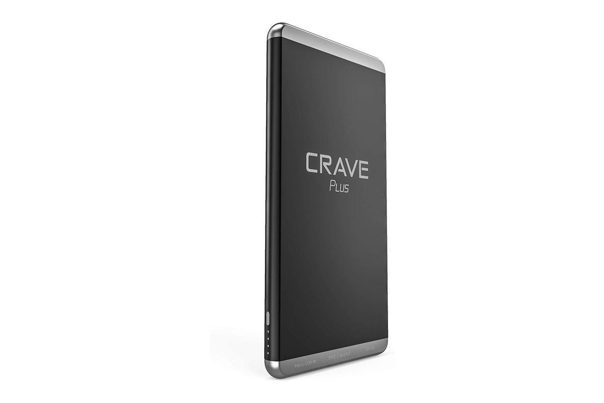 Crave Plus Portable charger review: An impressively thin portable battery thumbnail