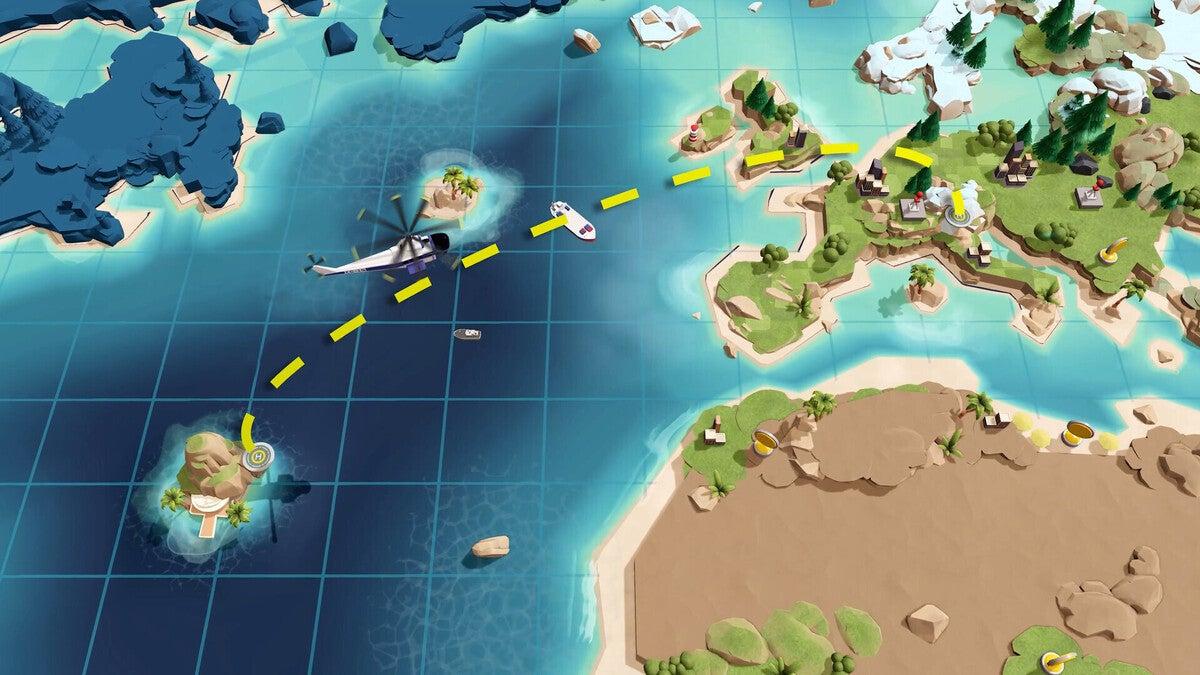 evil genius 2 world map