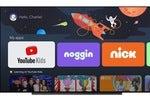 google tv kids profiles