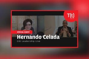 Podcast: CIO Leadership Live with Hernando Celada, CIO at ChenMed