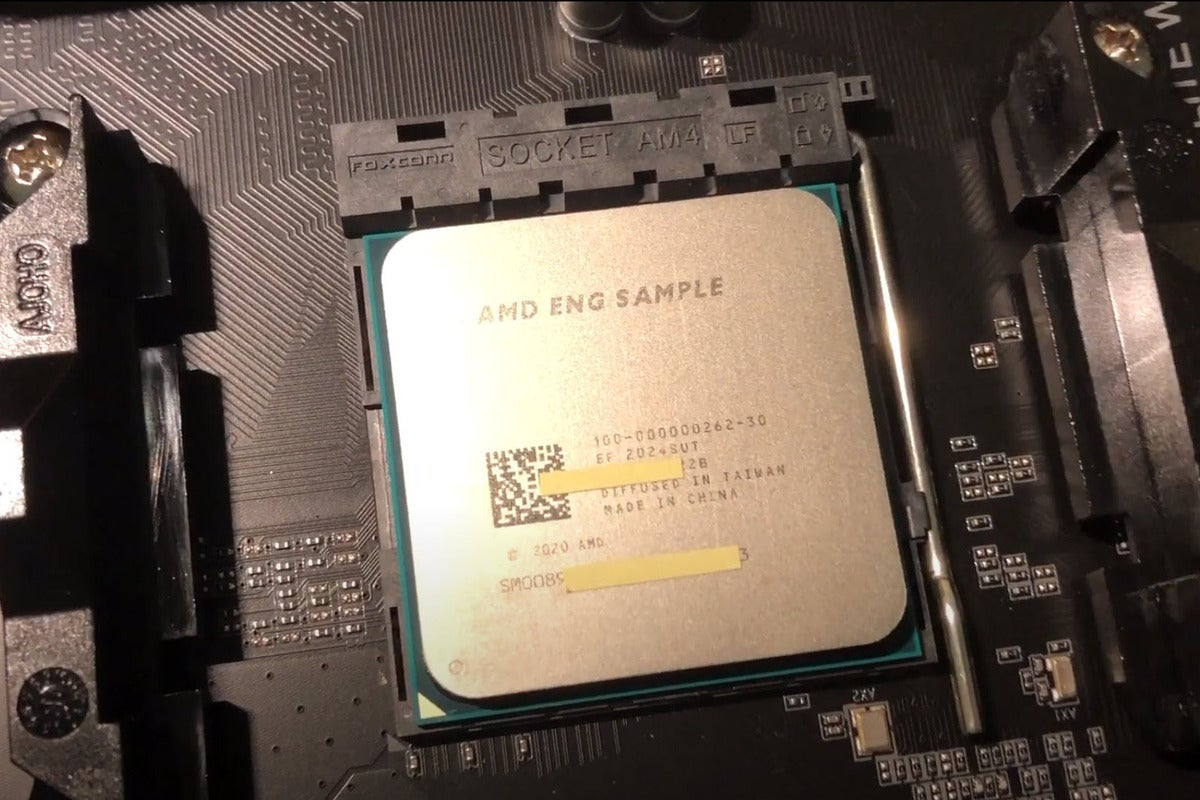 <p>Some dude is selling an AMD Ryzen 5000 APU before it's launched thumbnail