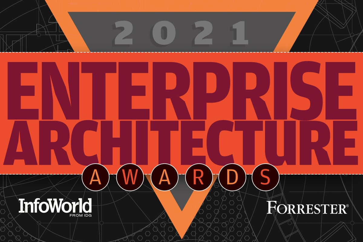 Nominate yourself for the 2021 Enterprise Architecture Awards