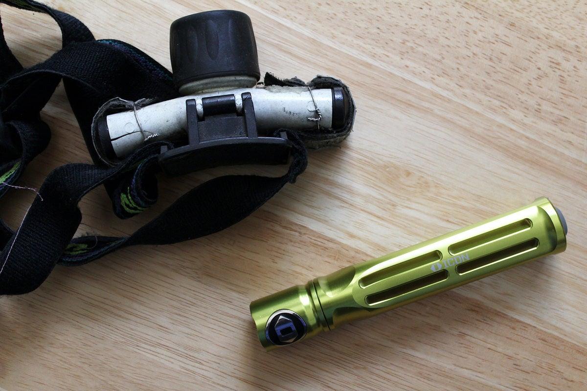 flashlight and headlamp pc building tools