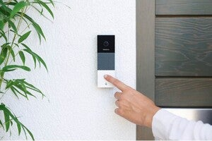 netatmo video doorbell
