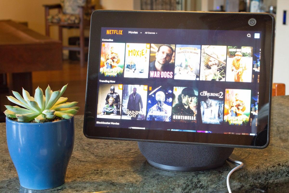 Amazon Echo Show 10 (3rd Gen) review: Alexa has her eye on you - TechHive