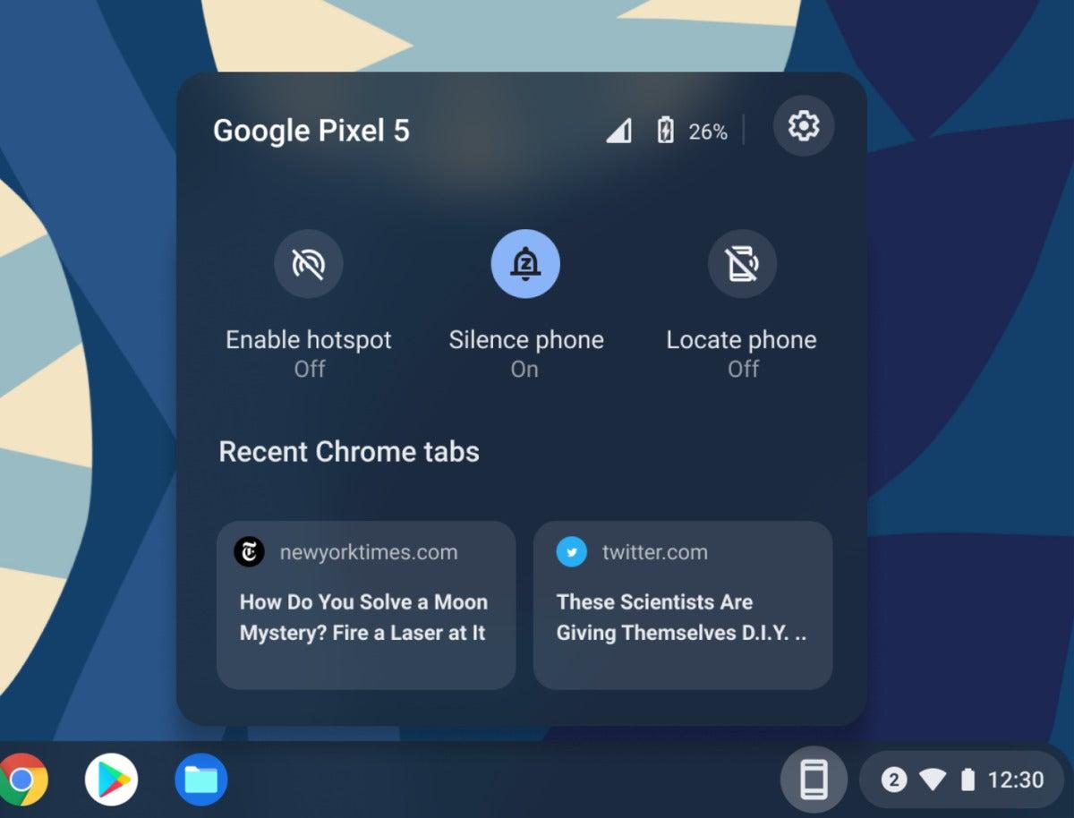 مرکز تماس سیستم عامل Google Chrome