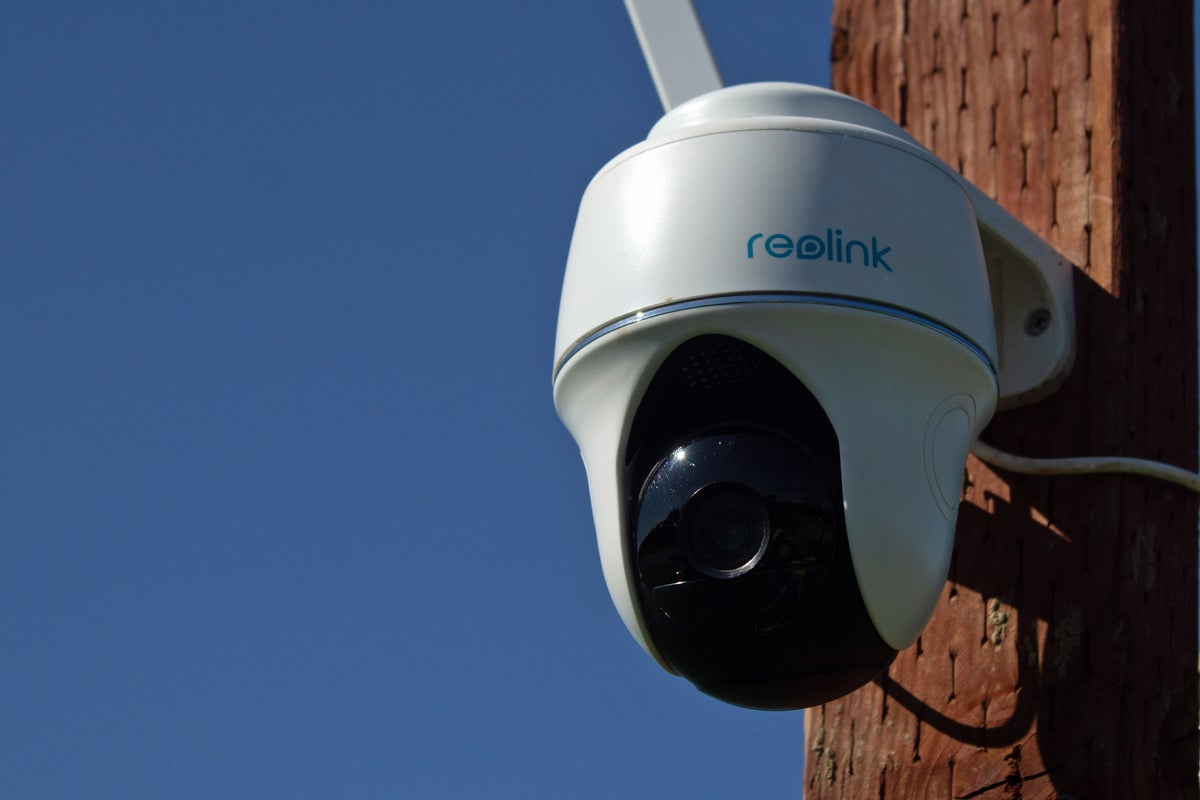 <p>Reolink Go PT review: This House security camera May operate almost anywhere thumbnail