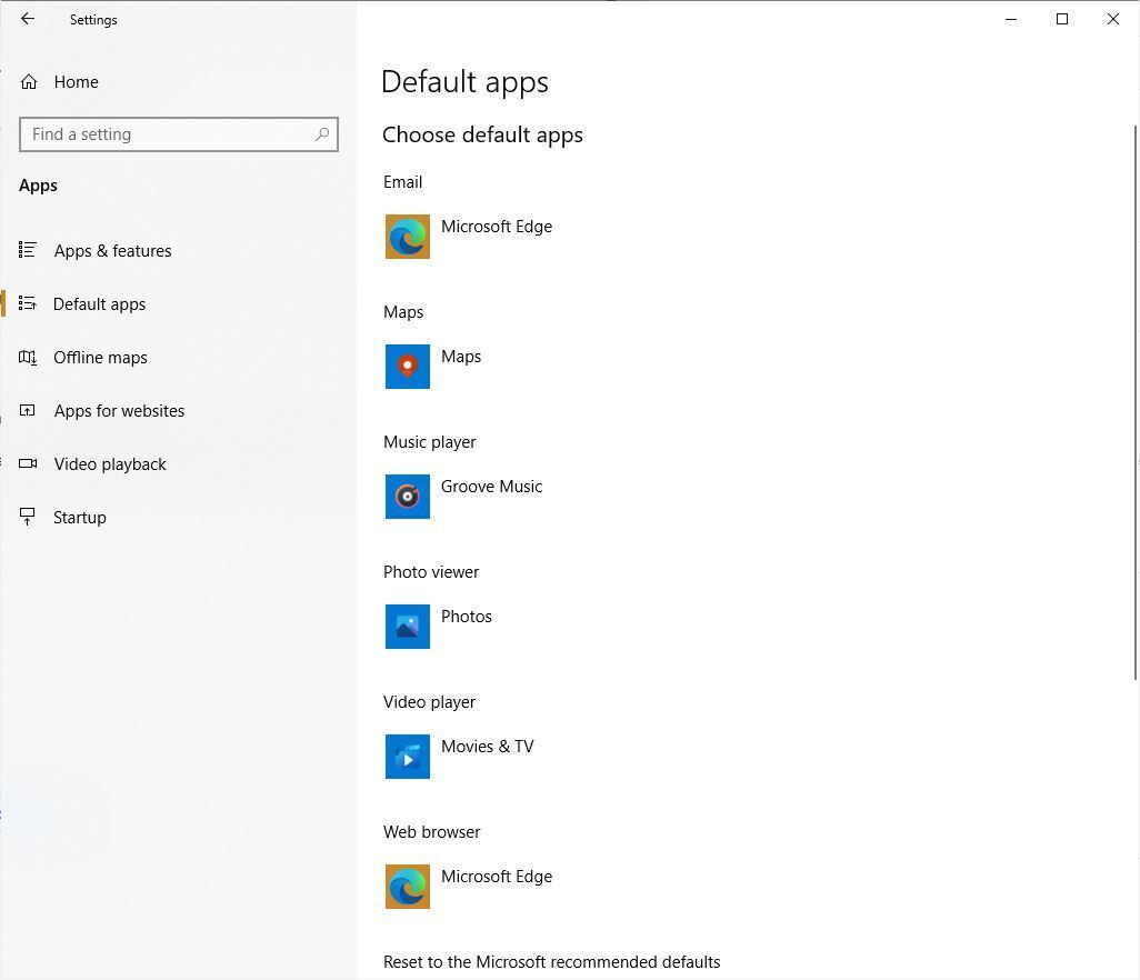 How to replace Edge as the default browser in Windows 10 — and why ...