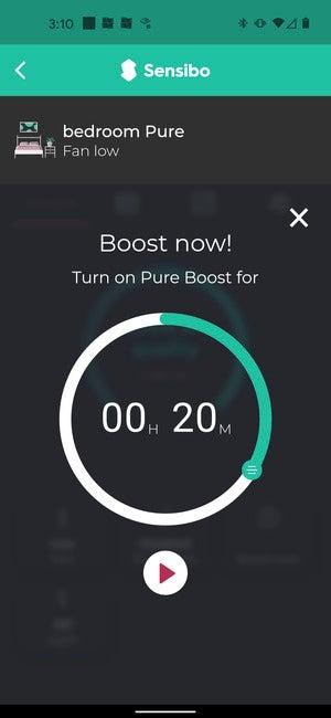 sensibo pure app 4