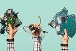 COVID-19 intensified the enterprise e-waste problem