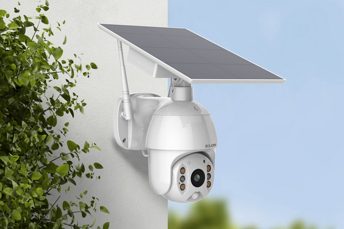 Soliom S600 Solar Security Camera review: Home security, powered by the sun thumbnail