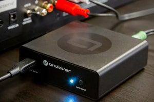 songbird internet streamer with spinbase