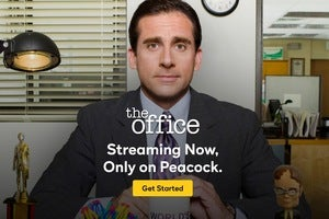 the office streaming on peacock for free