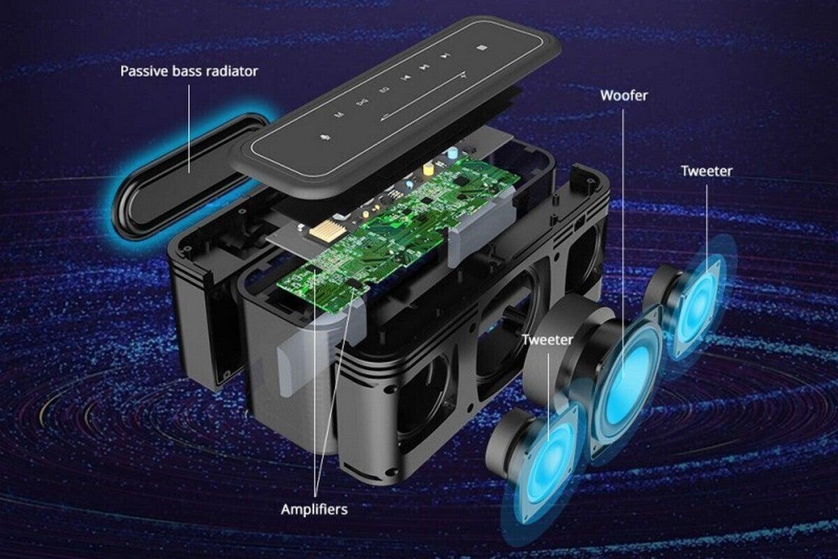 Tronsmart Mega Pro Bluetooth speaker review: Big bass, small price tag