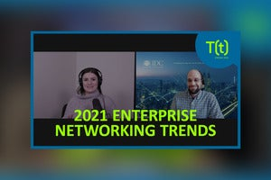 Enterprise networking trends in 2021: Preparing for the new normal