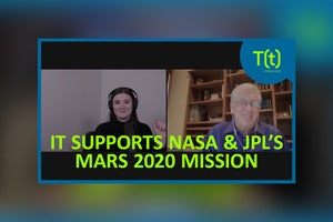 Mars Perseverance rover landing: How IT supports NASA and JPL's Mars 2020 mission