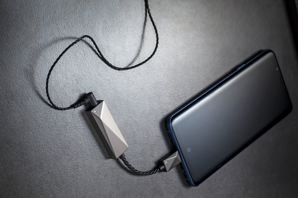 <p>Astell&Kern offers a USB-C DAC for mobile high-res Sound thumbnail