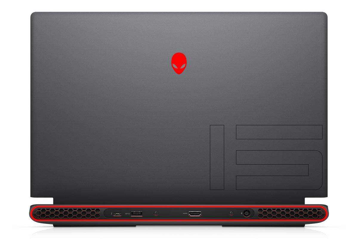 aw m15 ryzen edition r5 open back red led